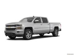 Used 2018 Chevrolet Silverado 1500 LT 2WD Crew Cab 143.5 LT w/1LT 3GCPCREC4JG469635 For Sale in Stephenville, TX