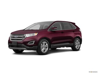 Used 2018 Ford Edge SEL SUV in Coon Rapids