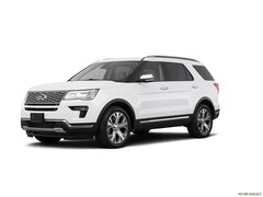Certified Pre-Owned 2018 Ford Explorer Platinum Platinum 4WD in Fishers, IN