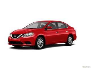 Discounted 2018 Nissan Sentra SV Sedan for sale near you in Mesa, AZ