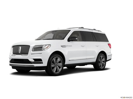 2018 Lincoln Navigator Reserve 4x4 Reserve
