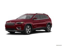 Used 2019 Jeep Cherokee Limited SUV for sale in Sarasota, FL