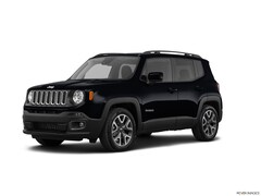 Used cars, trucks, and SUVs 2018 Jeep Renegade Latitude 4x4 SUV for sale near you in Somerset, PA