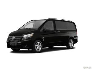 2018 Mercedes-Benz Metris Passenger Van Standard Roof 126 Wheel Minivan