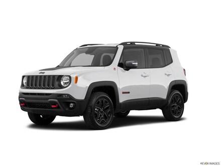 Used 2018 Jeep Renegade Trailhawk 4x4 SUV Canon City, CO