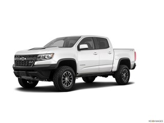 Used 2019 Chevrolet Colorado ZR2 Truck Crew Cab 1GCGTEEN4K1193466 for sale in Kaysville, Utah at Young Kia