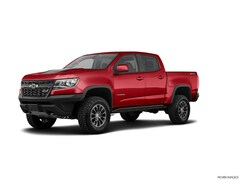 Used 2019 Chevrolet Colorado ZR2 Truck Crew Cab in North Tazewell