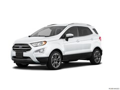 Used 2019 Ford EcoSport Titanium FWD SUV for sale in Huntsville