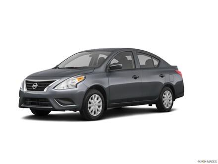 2019 Nissan Versa S Plus S Plus CVT