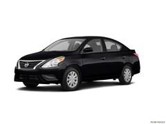 Used 2019 Nissan Versa 1.6 S+ Sedan For Sale in Meridian, MS