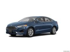 2019 Ford Fusion Hybrid SEL Sedan in Montrose CO