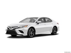 Certified Pre-Owned 2019 Toyota Camry SE Sedan for Sale in Terre Haute
