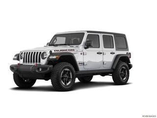 2020 Jeep Wrangler UNLIMITED RUBICON 4X4 Sport Utility For Sale Near Buffalo