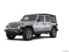 New 2020 Jeep Wrangler UNLIMITED SAHARA 4X4 Sport Utility For sale in the Bronx, NY near Manhattan