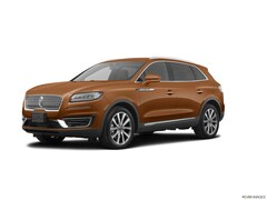 Used 2019 Lincoln Nautilus Select Select FWD