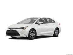 New 2020 Toyota Corolla Hybrid LE Sedan for sale
