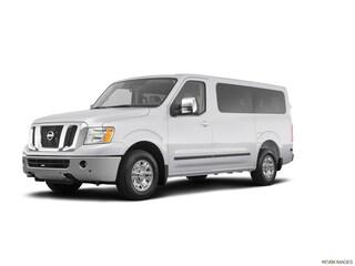 2019 Nissan NV Passenger NV3500 HD SL Van