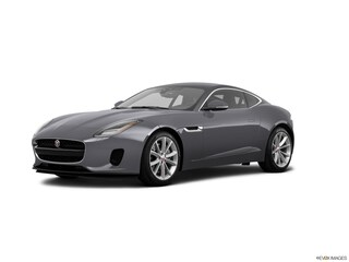 New 2020 Jaguar F-TYPE Coupe Coupe in Thousand Oaks, CA