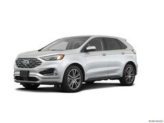 Low mileage 2019 Ford Edge Titanium SUV for sale near Tucson, AZ