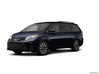 New 2020 Toyota Sienna LE 7 Passenger Van 5TDJZ3DC1LS248551 22212 serving Baltimore