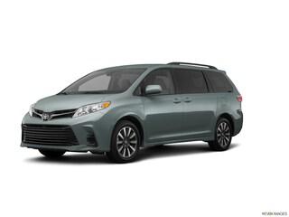 New 2020 Toyota Sienna LE 7 Passenger Van T3295 in Cadillac, MI