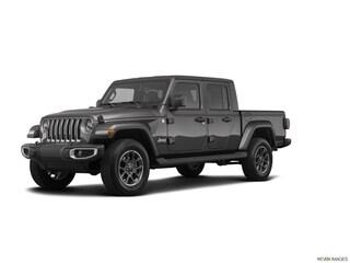 2020 Jeep Gladiator Overland Truck Crew Cab