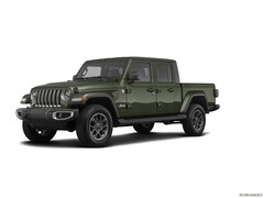 New 2020 Jeep Gladiator OVERLAND 4X4 Crew Cab J20091 for Sale in Rochester, NH, at Poulin Chrysler Dodge Jeep Ram
