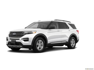 New 2020 Ford Explorer XLT SUV in Broomfield, CO