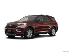 New 2020 Ford Explorer XLT SUV for sale at your Charlottesville VA used Ford authority