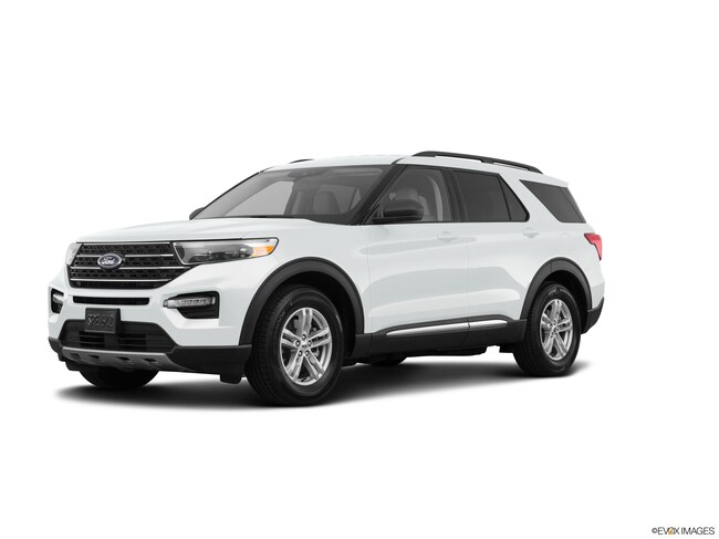 New 2020 Ford Explorer XLT SUV in Aberdeen, SD