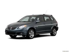 2007 Pontiac Vibe HB