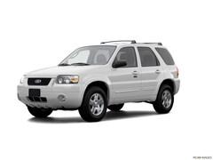 Used 2007 Ford Escape Limited SUV for Sale in Vista, CA