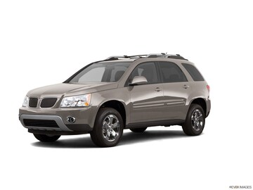2007 Pontiac Torrent SUV