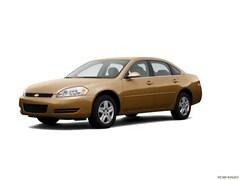 2007 Chevrolet Impala 4dr Sdn 3.5L LT Sedan