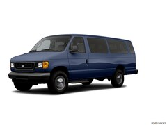 2007 Ford E-350 Super Duty XL Wagon Extended Wagon