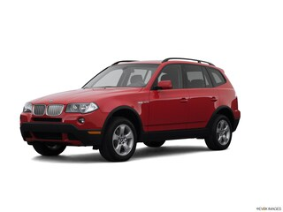 Used 2007 BMW X3 3.0si SAV T7WF10626 in Fort Myers