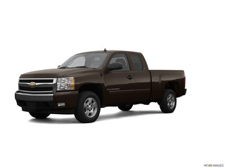 New & Used Vehicles 2007 Chevrolet Silverado 1500 Truck Extended Cab in Fresno, CA