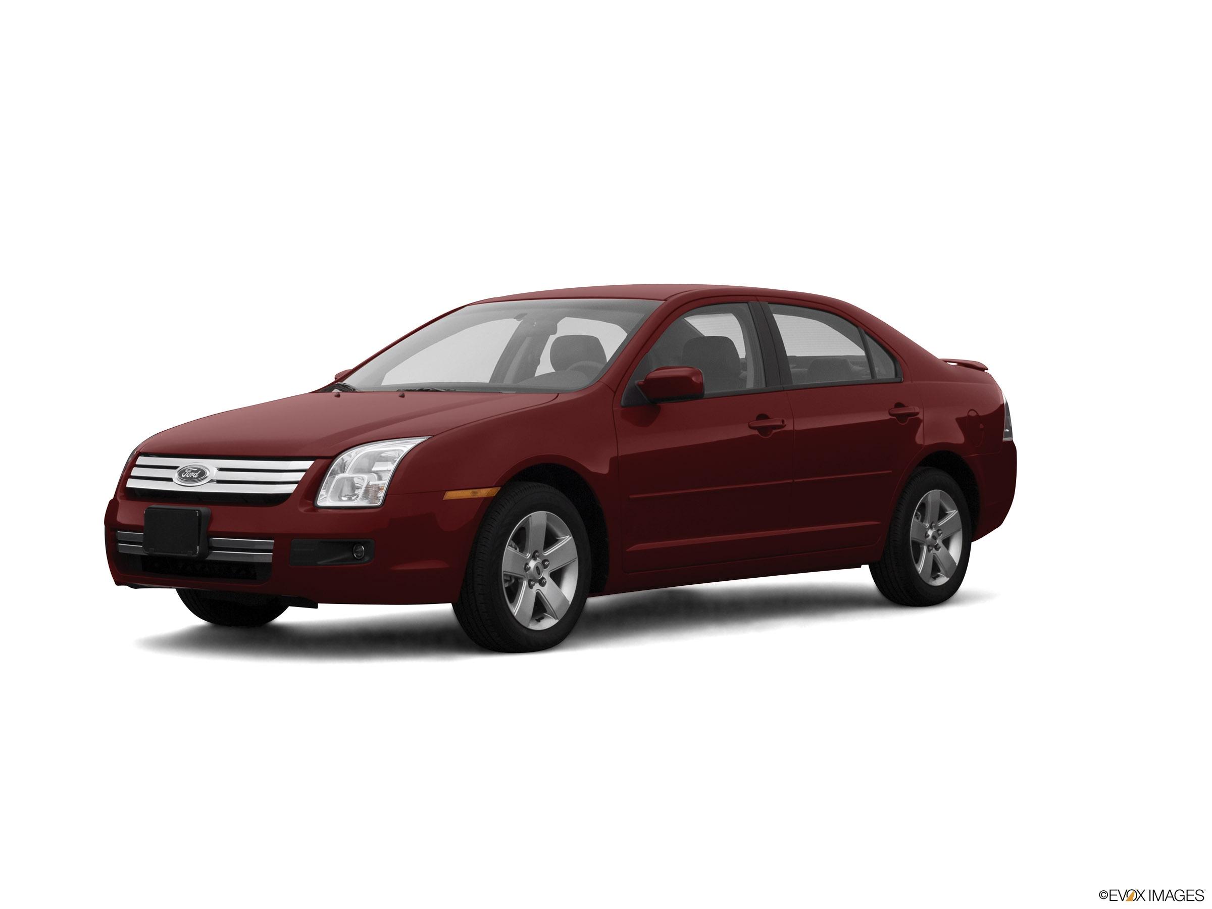 2007 Ford Fusion SE V6 Sedan