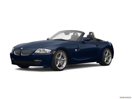 2007 BMW Z4 2dr Roadster 3.0i Convertible