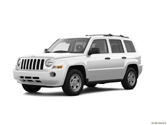 Used 2007 Jeep Patriot Sport SUV for sale in Lansing, MI