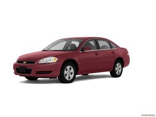2008 Chevrolet Impala LT w/3.5L Sedan