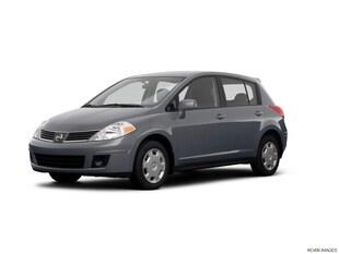 2008 Nissan Versa 1.8 S Hatchback