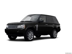 2008 Land Rover Range Rover HSE SUV