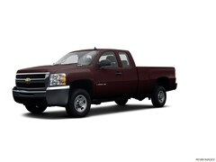 Used 2008 Chevrolet Silverado 2500HD Truck Extended Cab For Sale in Chico, CA