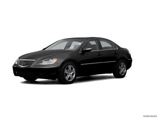 Used 2008 Acura RL 3.5 w/Technology Package Sedan D3983 for Sale in Centerville, OH, at Superior Acura of Dayton