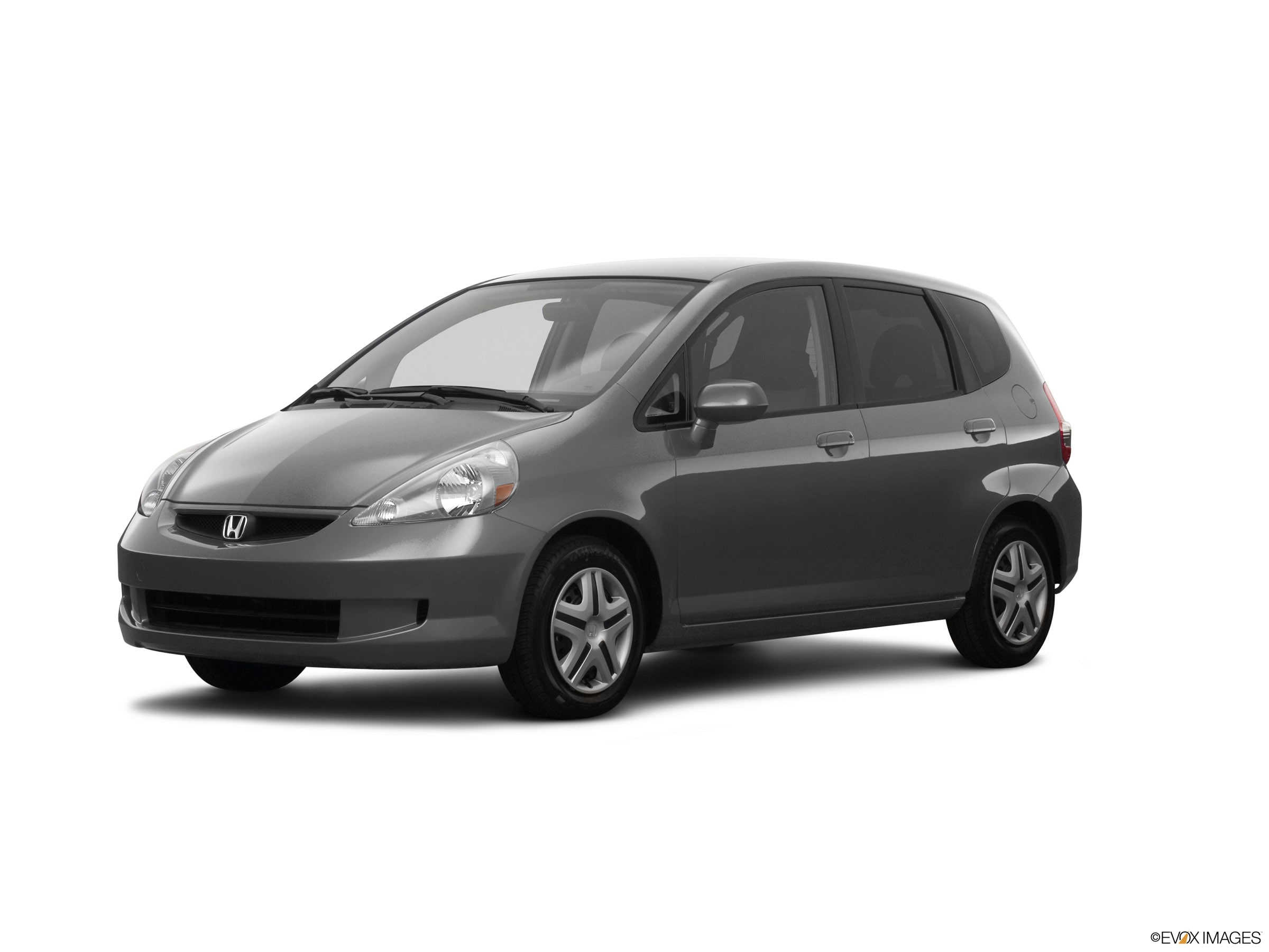2008 Honda Fit Base Hatchback I4 16V MPFI SOHC