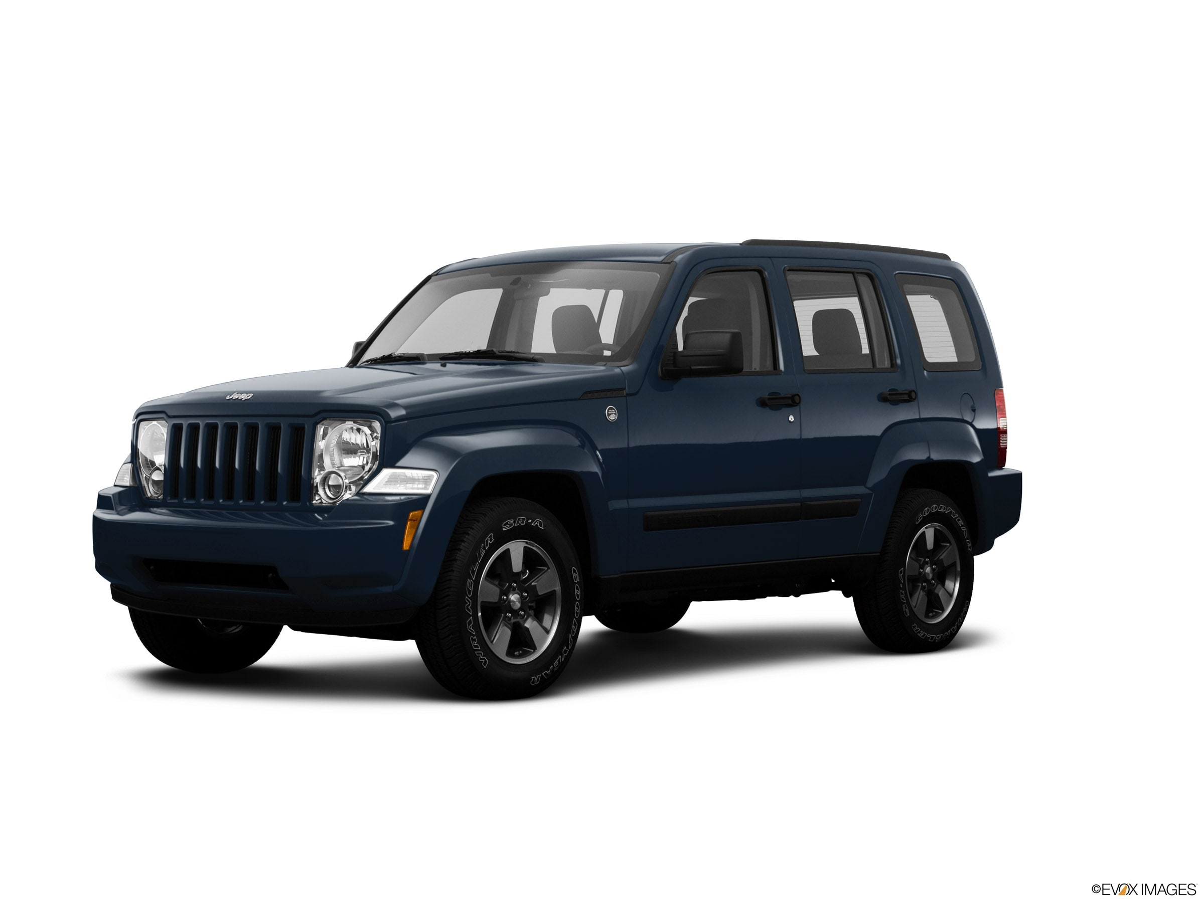 Used 2008 Jeep Liberty For Sale At Dulles Motorcars Vin 1j8gp28k18w195135
