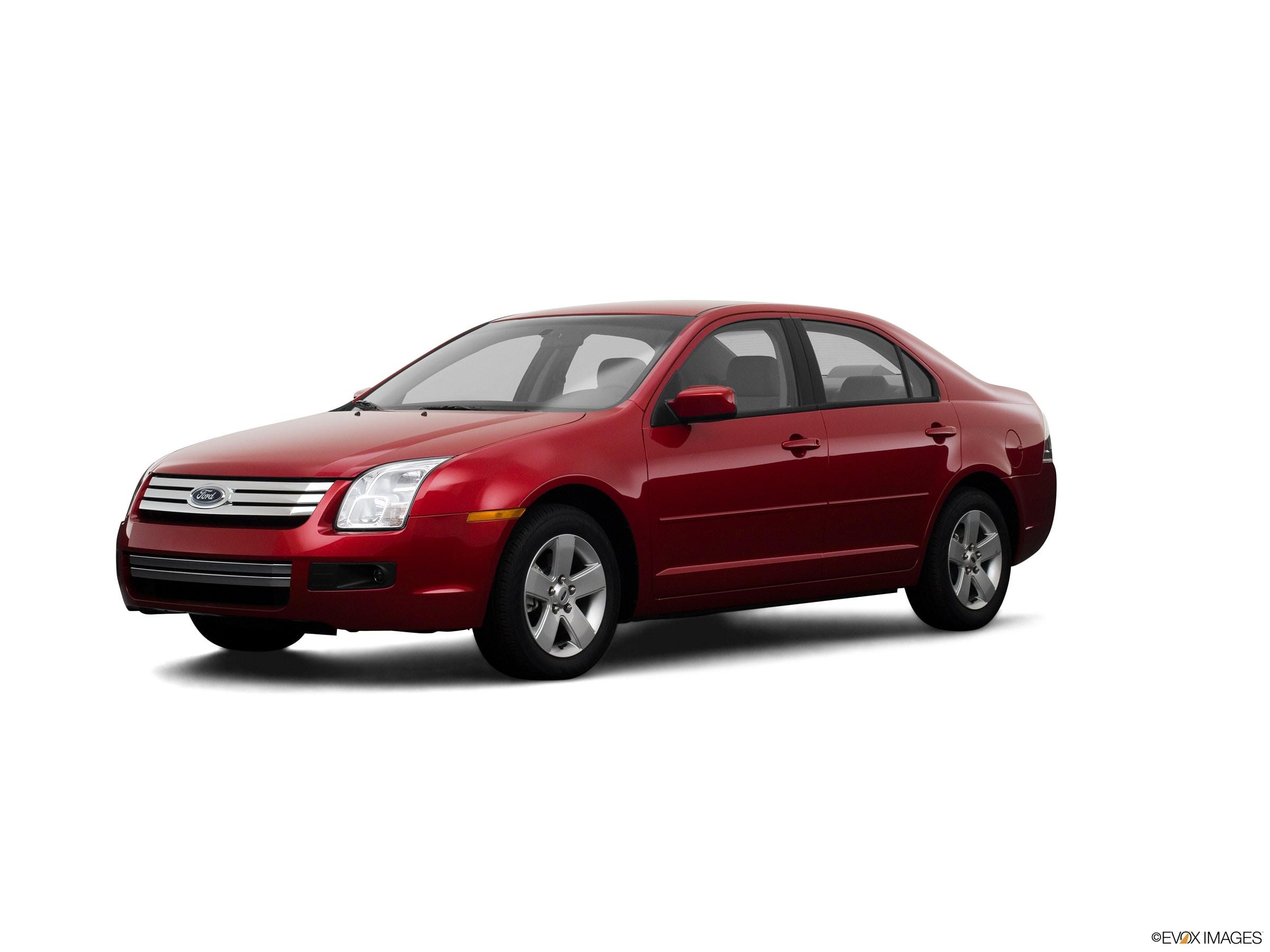 2008 Ford Fusion SE I4 Sedan