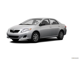 Used 2009 Toyota Corolla Sedan for Sale in Anchorage