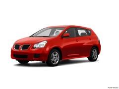 2009 Pontiac Vibe Base Hatchback